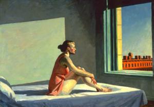 Sol de la Mañana de Edward Hopper