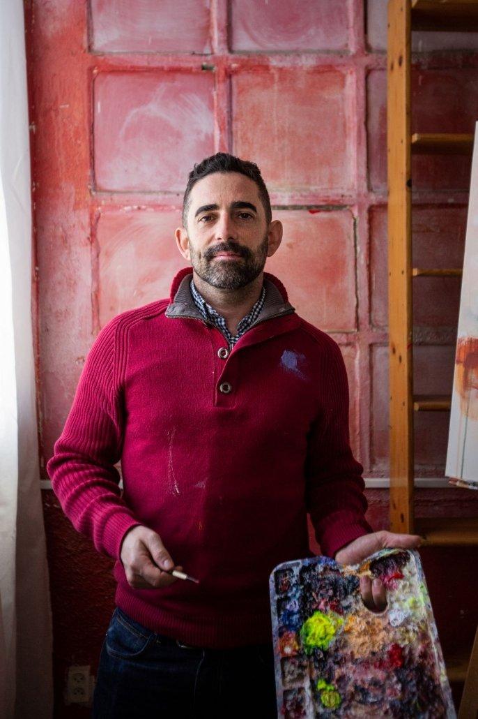 Inéditad entrevista a Fernando Romero