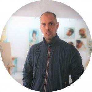 Jair Leal artista en Ineditad Galeria
