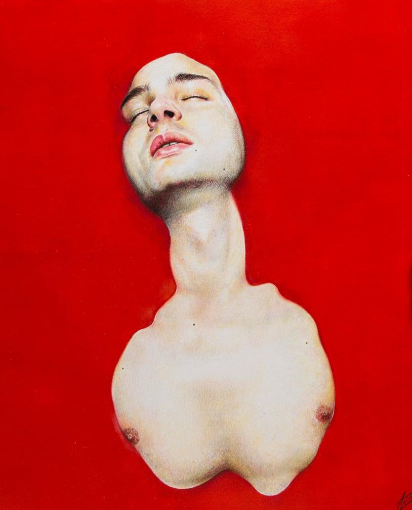 Superficial de Pablo Rodriguez en Ineditad Galeria