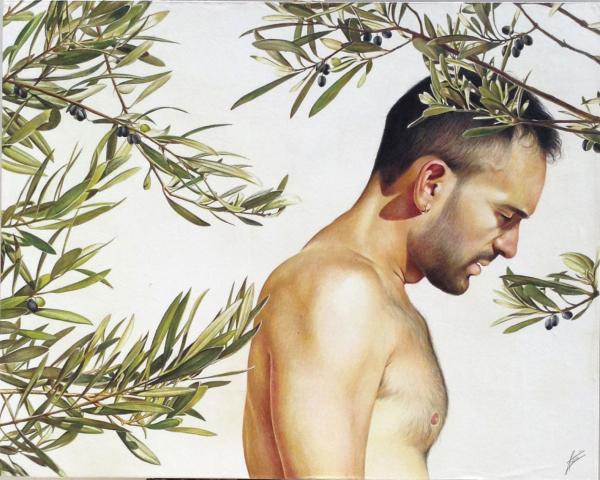 pintura retrato