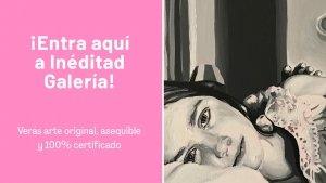 Comprar arte online en Ineditad Galeria