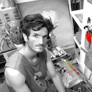 Jaime Sancorlo artista Ineditad Galería