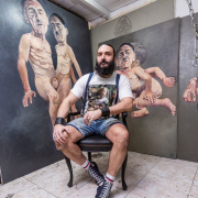 Nacho Hernandez entrevista Ineditad Galería