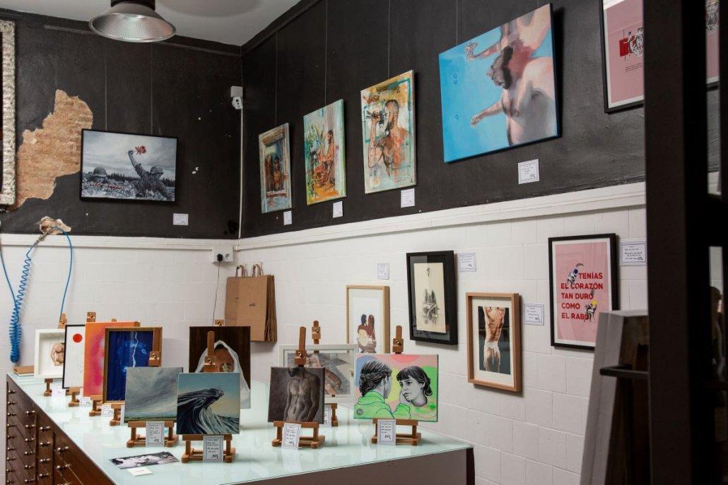 Exposición Valor en Ineditad Galeria