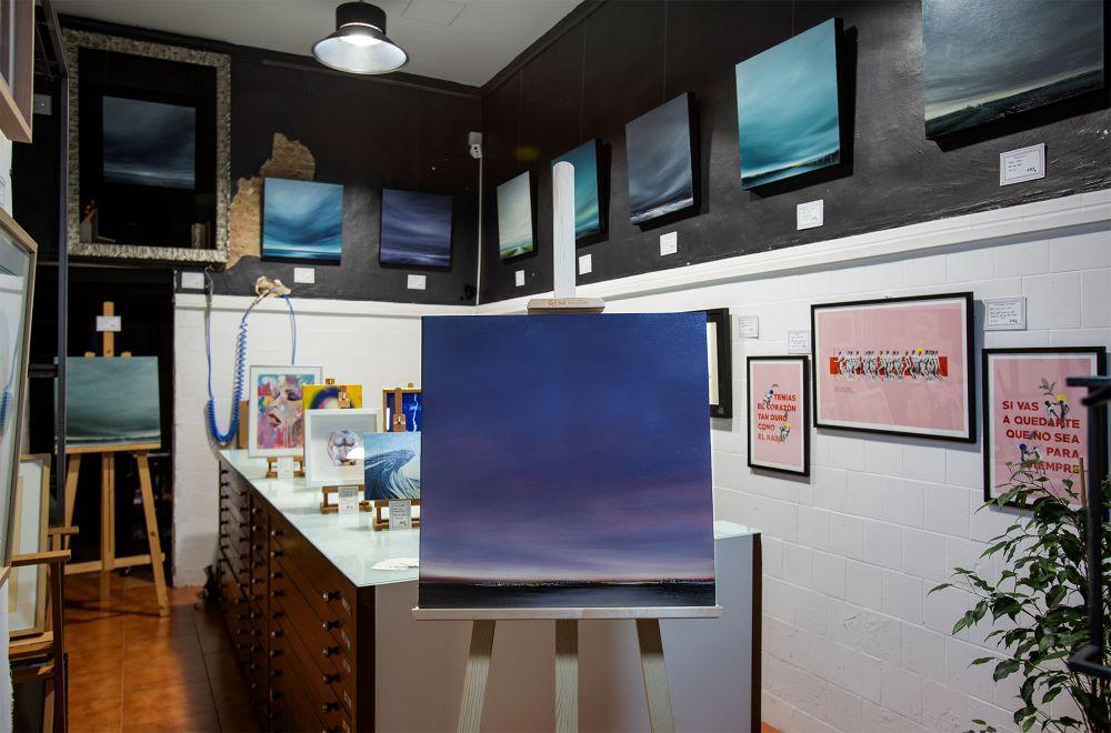 comprar arte online en Ineditad Galería