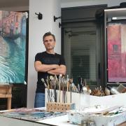 Juan Francisco Gómez Cambronero Entrevista Inéditad Galería