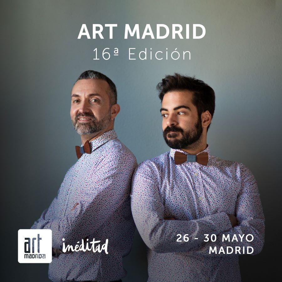 Ineditad en Art Madrid 2021