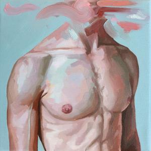 Gay Art by Daniel Jaen at Ineditad Gallery