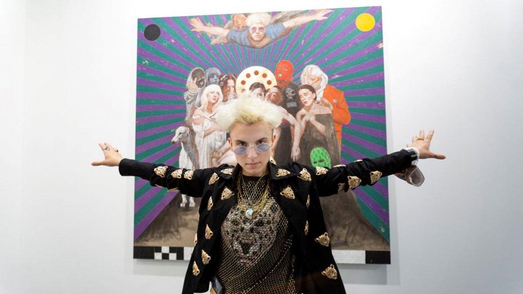 Silvia Flechoso en Ineditad Galería