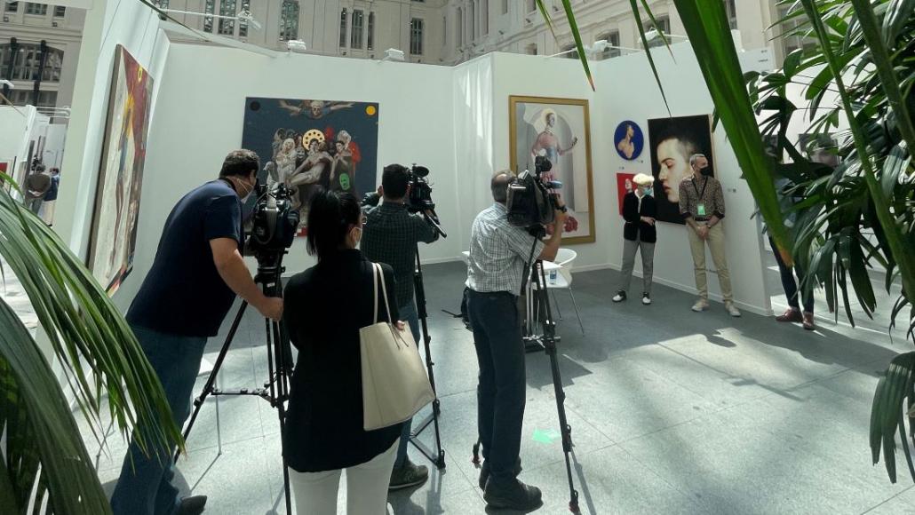 Ineditad Galería en Art Madrid