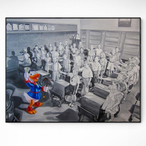 Jaime Sancorlo en Galería Inéditad
