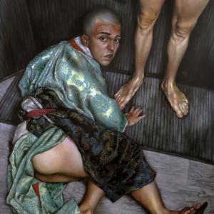 Obras de Adrián Goma en Galería Inéditad